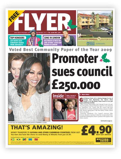 Latest FLYER Newspaper